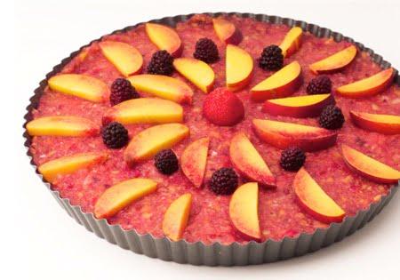tarta de fructe de sezon