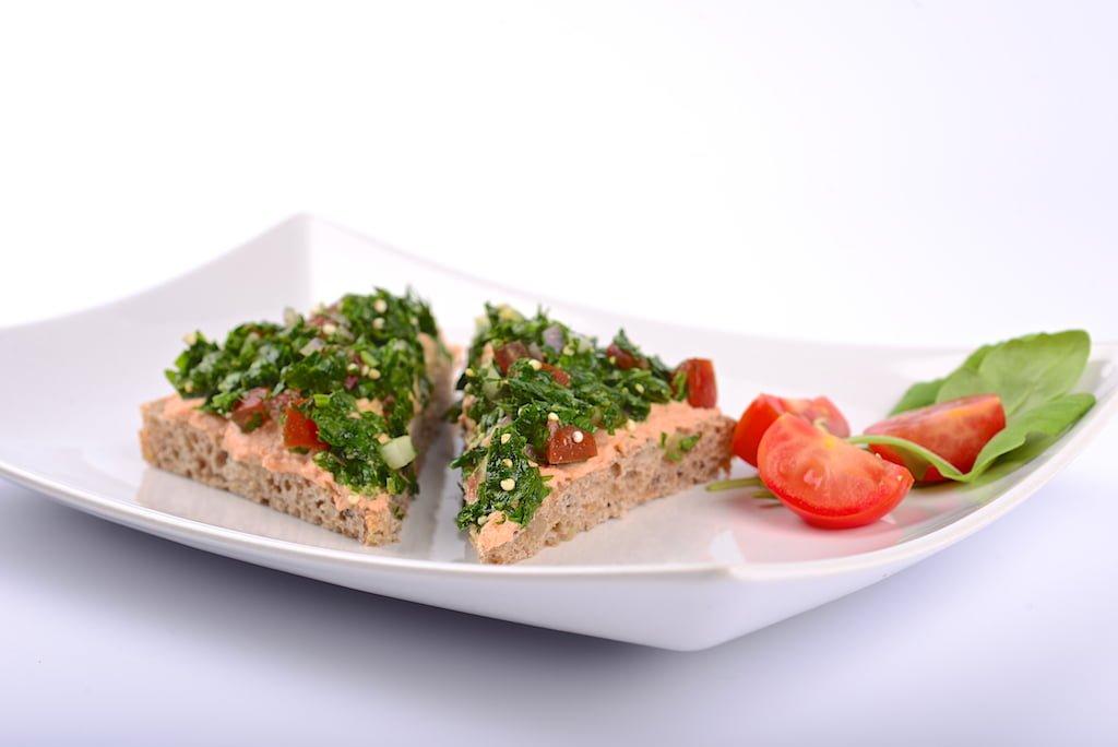 sandwich de primăvară