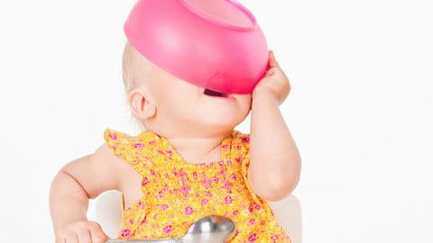 Alimentele vegetale şi copiii mititei