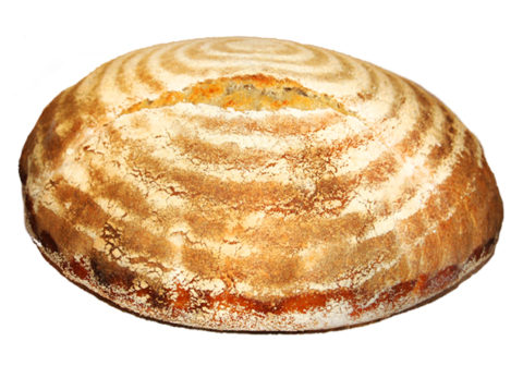 pâinea cu maia